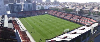PES 2021 Stadium Bento Freitas