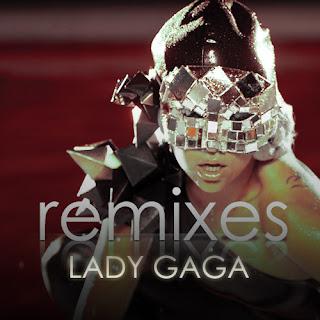 Lady Gaga-The Remixes