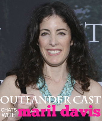 Outlander Cast Chats w/Outlander Executive Producer Maril Davis