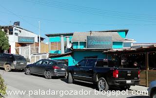 Restaurante Bellavista Las Cruces fachada