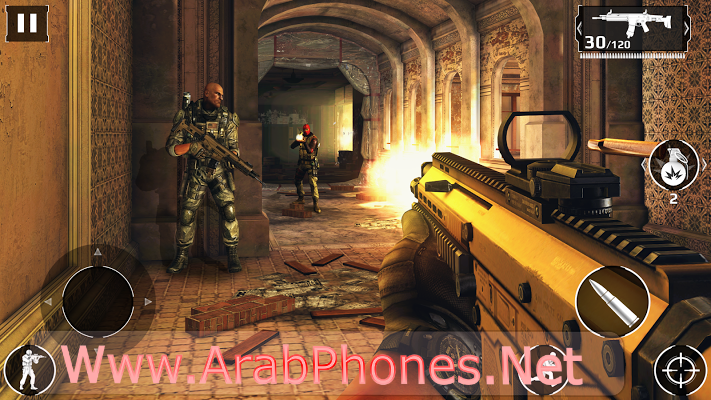 Download Modern Combat 5: Blackout v1.8.1b APK [MOD]