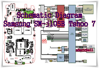 Schematic Diagram Samsung SM-j105B Tshoo 7