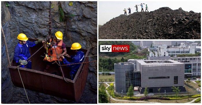Báo Anh: Covid-19 bắt nguồn từ mỏ than Vân Nam, rồi được chuyển đến Viện Virus học Vũ Hán