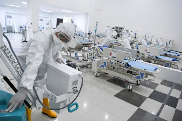 MUNDO: Más de 5ta parte de población mundial en casa por coronavirus.