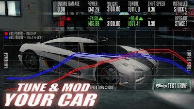Racing Rivals Apk Mod 3