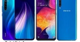 Xiaomi Redmi Note 8 Vs Samsung Galaxy A50 Specs Comparison