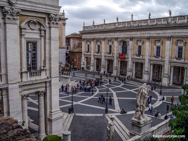 Praça do Campidoglio, Roma
