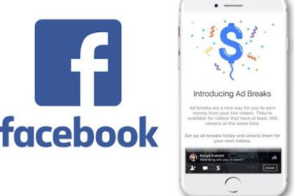 Hasilkan Uang dari Berbagi Video Facebook ? Lebih Mudah dari Youtube!