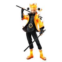 """Naruto Uzumaki Rikudoy Sennin Mode G.E.M. Series de """"Naruto"""" - MegaHouse"""