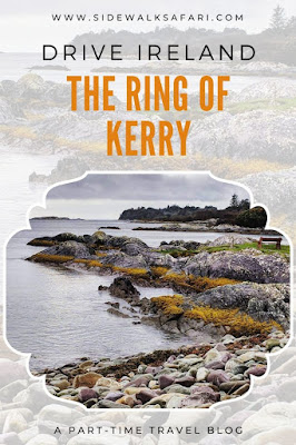 The Ring of Kerry Drive in Ireland