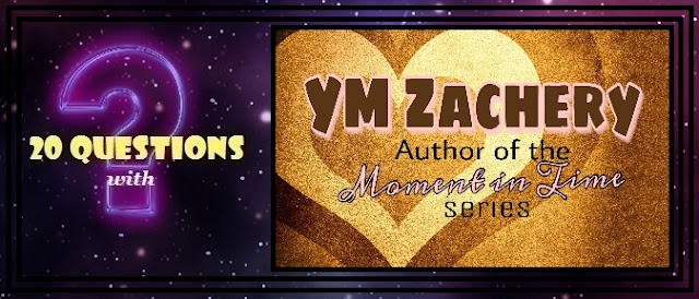 [20 Questions] YM ZACHERY