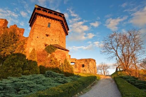 Megújul a szlovákiai Fülek vára és környezete