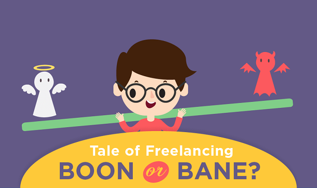 The disadvantages of being a freelancer