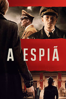 A Espiã (The Spy) - BDRip Dual Áudio