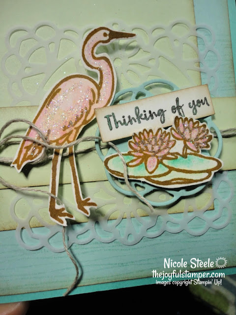 lilypad lake, card sketch, sketch, stampin' up!, pool party, soft sea foam, coastal cabana, nicole steele, independent stampin' up! demonstrator, the joyful stamper