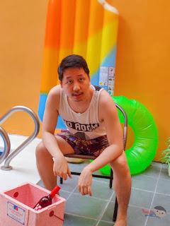 Renz Cheng in ON Villas, Clark Pampanga