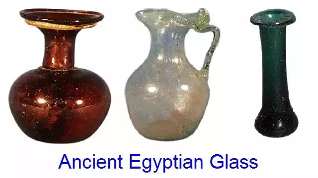 Ancient Egyptian Glass