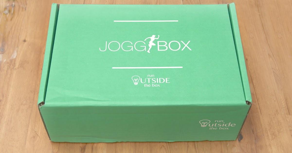 Joggbox Fitness Subscription Box Review A Blackbird S