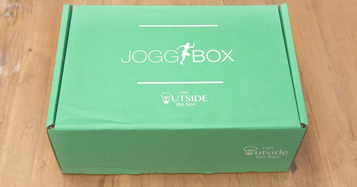 Joggbox Fitness Subscription Box Review A Blackbird S