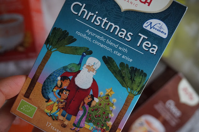 yogi_tea_biologique_organic_thé_rooibos_infusions_revue_avis_healthy_gourmand_christmas_tea_choco_matcha_digestion_stomach_ease_bedtime_bonne_nuit_01