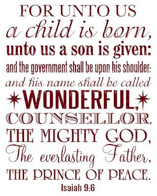 Evangelical Religious Christmas Quotes
