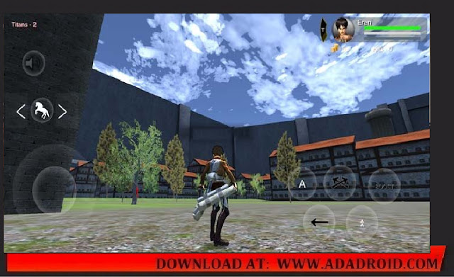 download aot mobile fangame