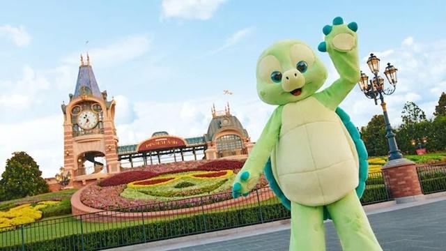 สวนสนุกเซียงไฮ้ดิสนีย์แลนด์ (Shanghai Disneyland)