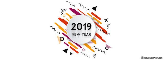 ảnh bìa chúc mừng năm mới và giáng sinh đẹp nhát 2019