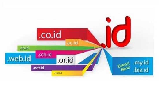 gunakan domain .id untuk market indonesia