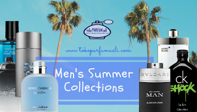 artikel referensi parfum pria di musim panas