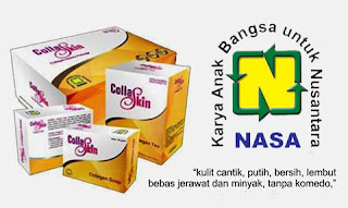 Keuntungan Memakai Collaskin PT. Natural Nusantara