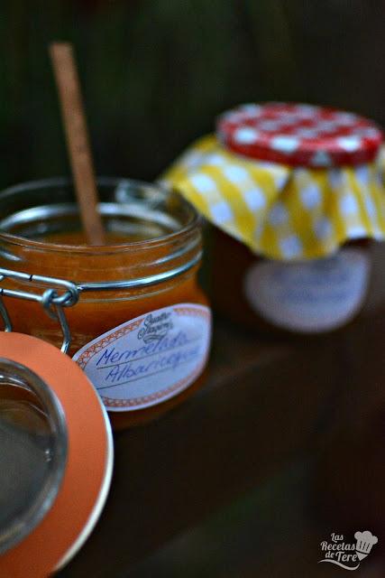 como hacer mermelada de albaricoques 02