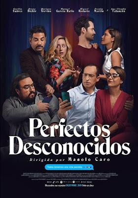 Perfectos Desconocidos 2018 DVD R4 NTSC Latino