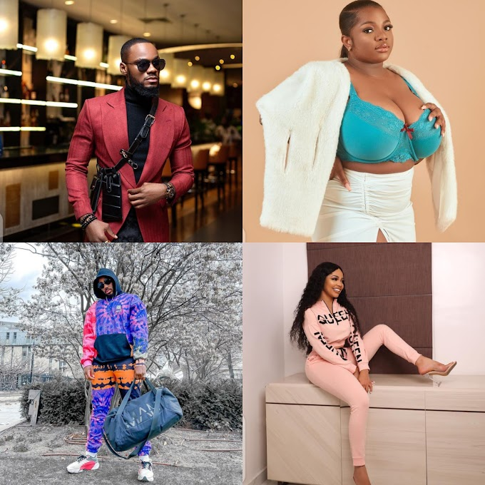 Checkout How Dorathy, Prince, Nengi And Kiddwaya Dressed On Today, Who Dressed Better?