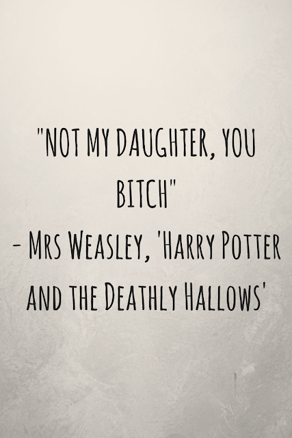 Re-reading 'Harry Potter and the Deathly Hallows'