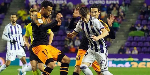Prediksi Real Valladolid vs Valencia 11 Januari 2021