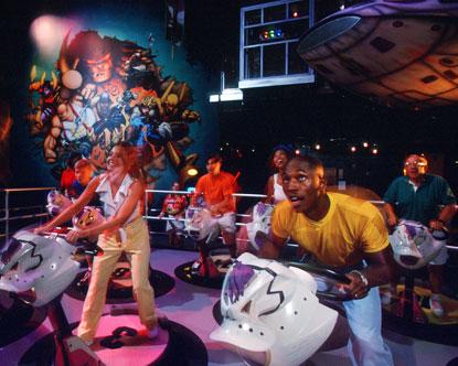 Disney Quest, diversão com jogos em Orlando