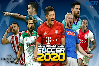 Download Game Android DLS 2020 Mod Champions League 2020 HD