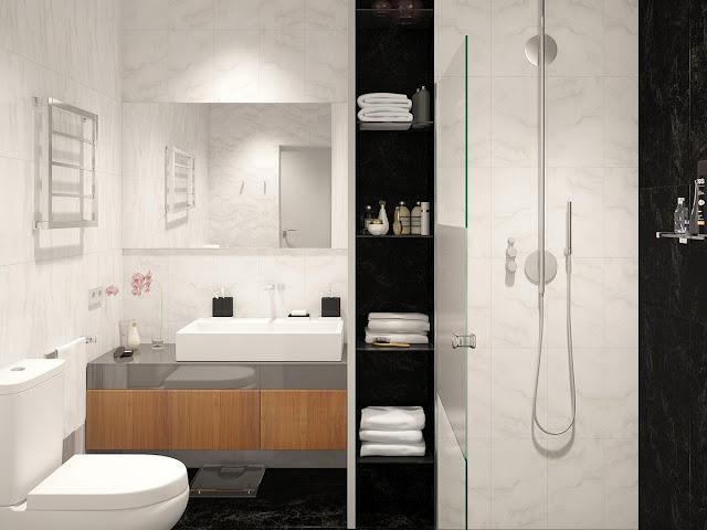 Bathroom Pvc Door Design