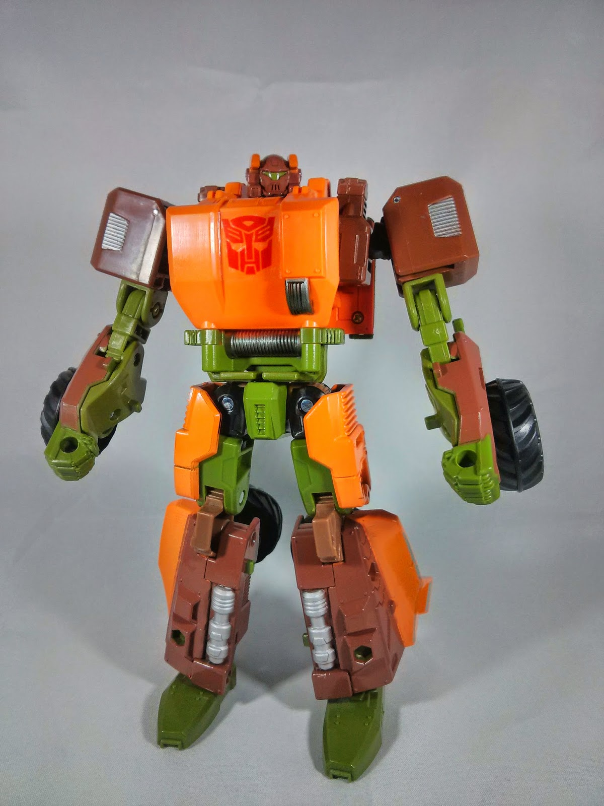 transformers generations roadbuster 2014 idw