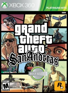 Grand Theft Auto San Andreas HD [Jtag/RGH] - Download Game