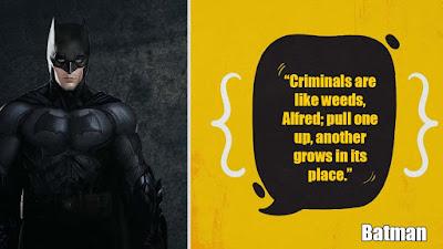 Batman quotes dark knight rises