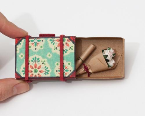 Peculiares y hermosas cajitas-tarjetas te ayudaran a profesar tu amor el Día de San Valentín