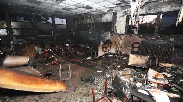 Lille : Une école maternelle incendiée, les pompiers attaqués par des tirs de mortier