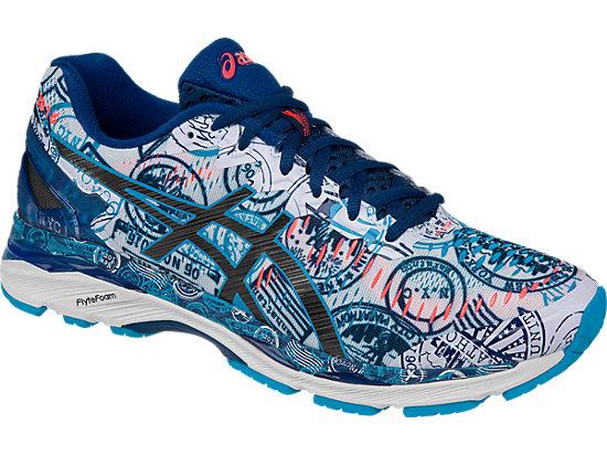 Let's Go For A Run!: ASICS 2016 New York Marathon Men's