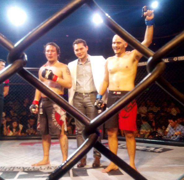 Baron vs. Kiko match ends with a unanimous draw
