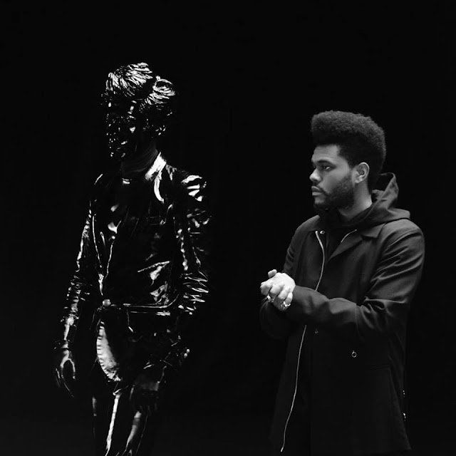 X Music TV music video by Gesaffelstein & The Weeknd for their song titled Lost in the Fire