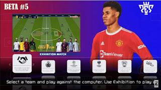 Download PES 2022 PPSSPP English Version CV1 CONCACAF Gold Cup 2021 Edition & Update Transfer And New Kits