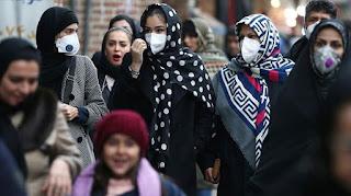 Kurang dari Seminggu, Corona Sudah Tewaskan 8 Orang di Iran