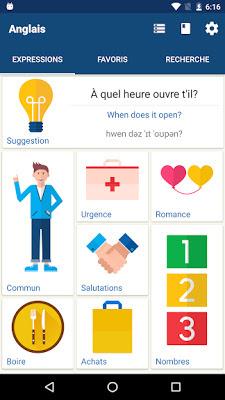 Télécharger Guide de conversation - Traducteur de langues pro